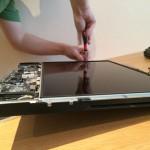 iMac - rozoberanie